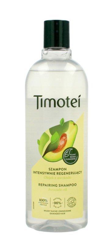 Timotei Szampon Intensywnie regenerujący - włosy suche i zniszczone 400ml