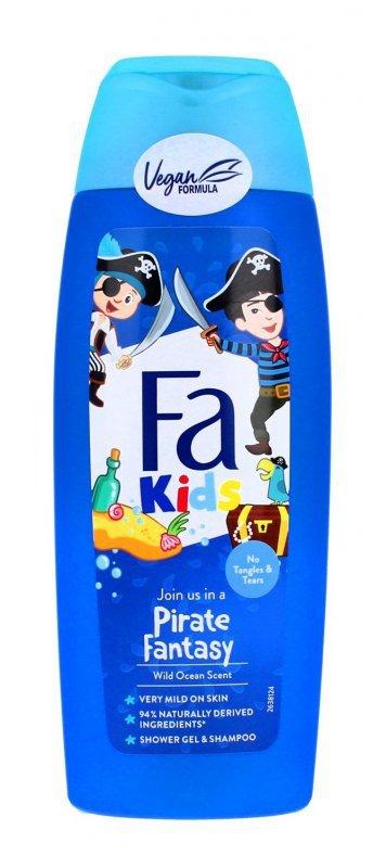 Fa Kids Pirate Żel pod prysznic 250ml