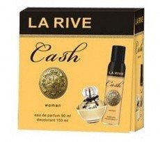 La Rive La Rive for Woman La Rive Cash Zestaw/edp90ml+deo150ml/