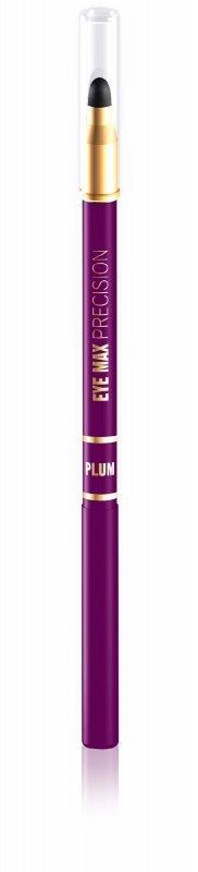 Eveline Eye Max Precision Kredka automatyczna z gąbką fioletowa  1szt