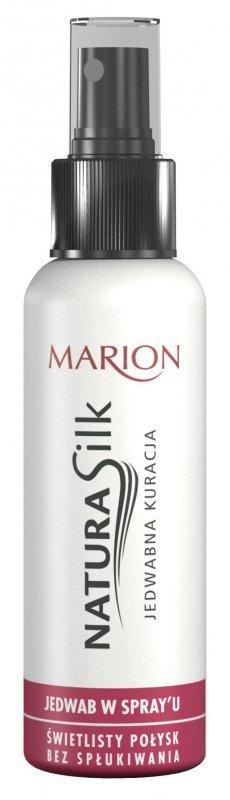 Marion Natura Silk Jedwab do włosów w sprayu 130ml