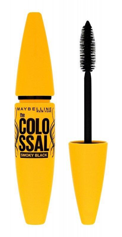 Maybelline Mascara Colossal Smoky Eyes czarna 10.7ml