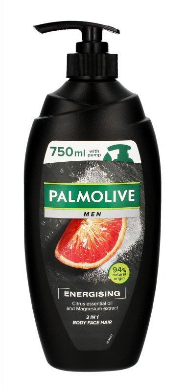 Palmolive Żel pod prysznic Men Energising 750ml