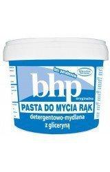 BHP Pasta do mycia rąk detergentowa-mydlana z gliceryną 500g