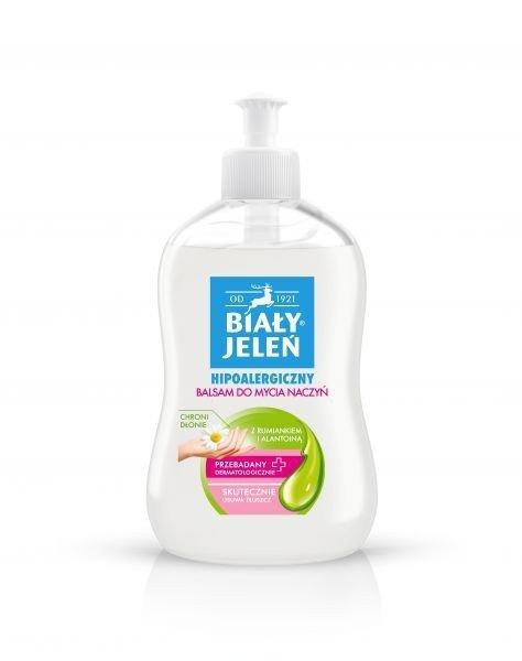 Biały Jeleń Balsam do mycia maczyń z rumiankiem i alantoiną 500ml