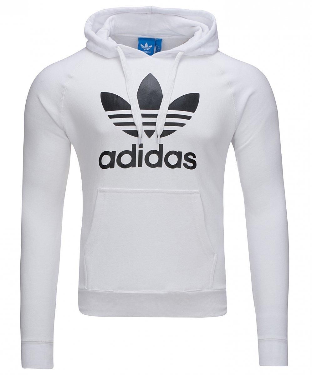 Adidas Originals bluza męska biała AY6474 - BLUZY