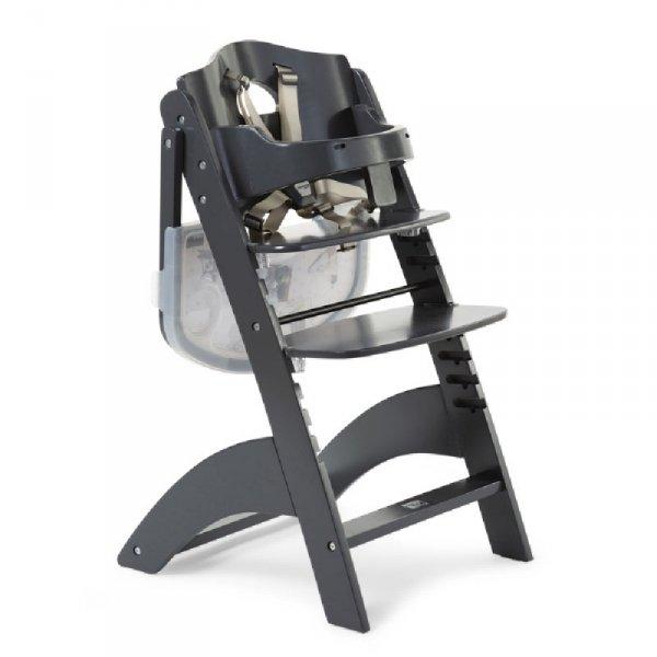 Childhome Krzesełko do karmienia Lambda 3 Anthracite