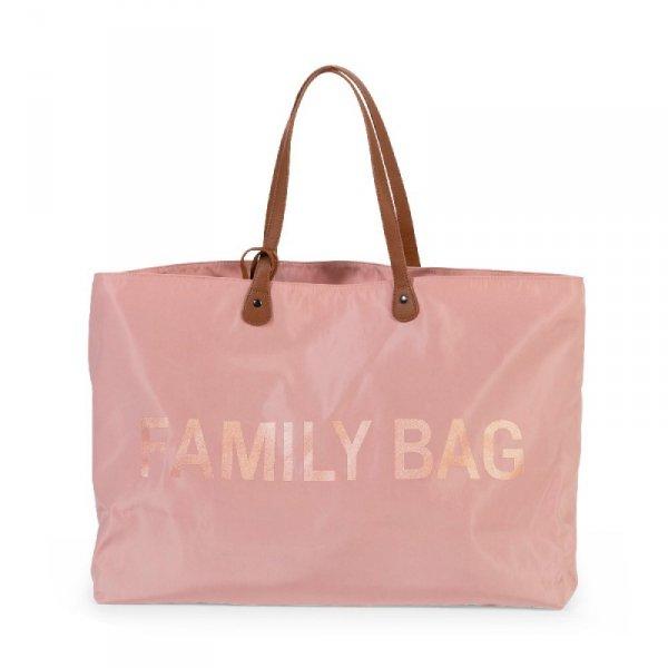 Childhome Torba Family Bag Różowa