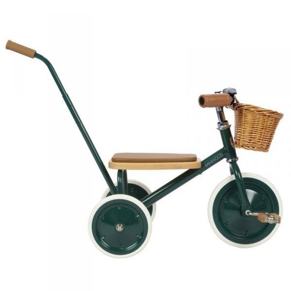 Banwood Rowerek trójkołowy Trike Dark Green