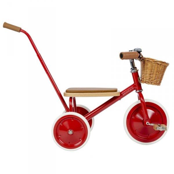 Banwood Rowerek trójkołowy Trike Red