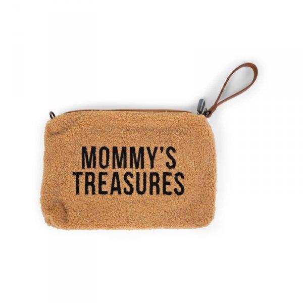 Childhome Torebka Mommy's Treasures Teddy Bear