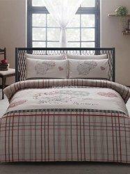 Tac pościel bawełniana Romance red  200x220