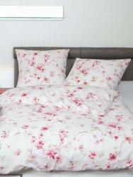 Janine pościel kora satynowa exclusive Tango rot rosé 20096 135x200