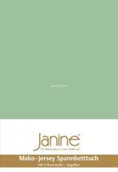 Janine prześcieradło jersey z gumką lind