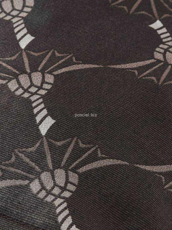 Joop pościel mako-satin Cornflower double shiny black 4083 200x220