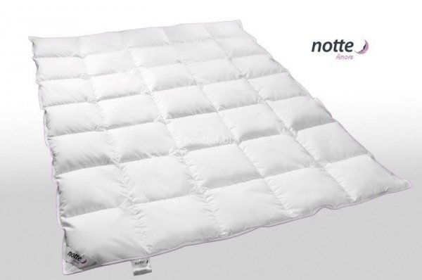 Kołdra puchowa zimowa Notte Amore 200x220