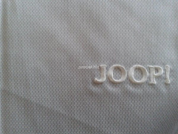 Joop pościel mako-satin Micro Pattern haselnuss 4040  200x220