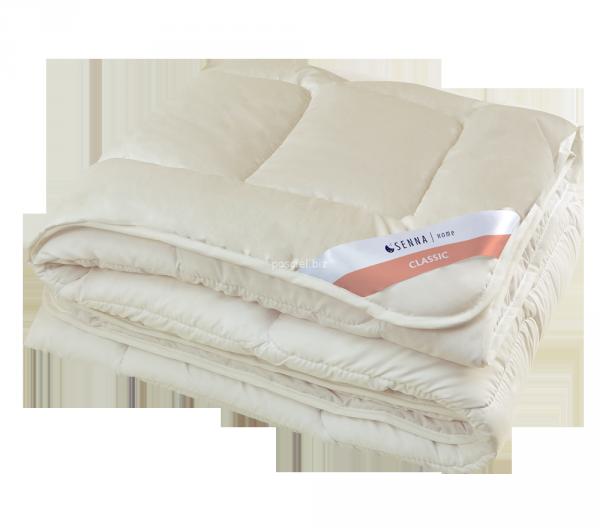 Senna Home kołdra antyalergiczna Classic letnia 135x200