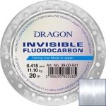 Fluorocarbon DRAGON INVISIBLE 20m 0.235 mm/3.95 kg  clear