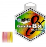 GUIDE 8X RAINBOW 250m 5-kolorowa 0.18 mm/15.10 kg