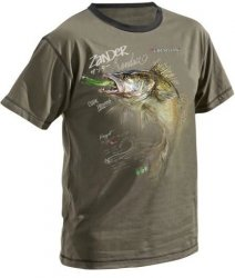 T-shirt DRAGON sandacz S olive