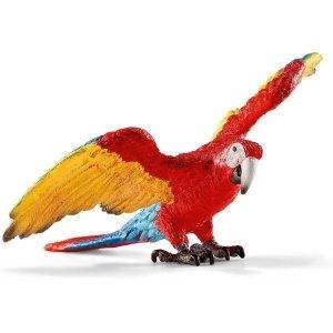 Figurka Papuga Ara [Sch;eich]