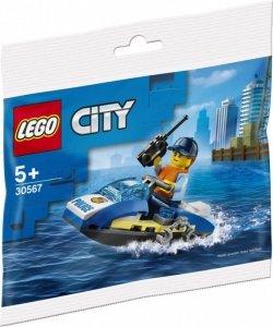 Policyjny Skuter Wodny [Lego City]