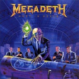 Megadeth - Rust In Peace [CD]