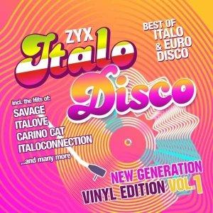 ZYX Italo Disco New Generation - Vinyl Edition Vol 1 [LP]