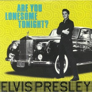 Elvis Presley - Are You Lonesome Tonight [LP 180g]