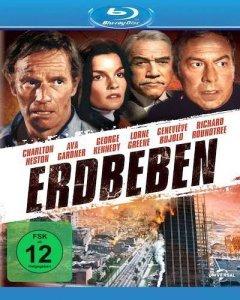 Trzęsienie Ziemi [Blu Ray]