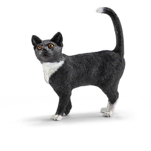 Kot Stojący [Schleich], Okładka