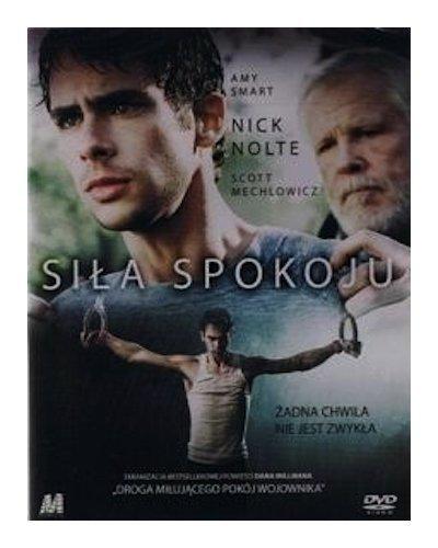 Siła Spokoju, Film DVD, Okładka