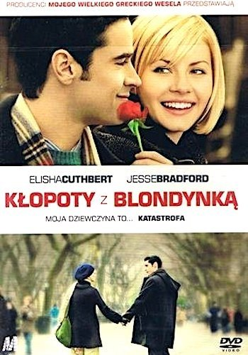 Kłopoty Z Blondynką [DVD], Film, Okładka