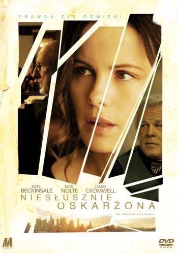 Niesłusznie Oskarżona [DVD], Okładka