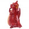 pomysł na prezent ze smokiem - podstawa do kadzideł w kształcie smoka