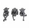 Trzy Mądre Gobliny - zestaw figurek Nic nie widzę, nic nie słyszę, nic nie mówię