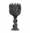 Obsidian Goblet - gotycki kielich ze smokiem