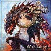 Alchemy - Oficjalny kalendarz 2018