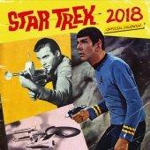 Star Trek - Oficjalny Kalendarz 2018