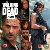 The Walking Dead - Kalendarz 2018