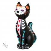Sugar Puss - kot figura dekoracyjna
