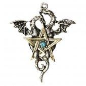 Dragonstar, seria: Forbidden - naszyjnik