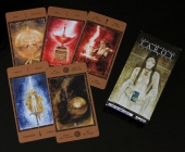 Tarot The Labyrinth - Luis Royo