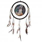 Hokus Pokus Kot - łapacz snów z obrazkiem Lisy Parker, 33cm