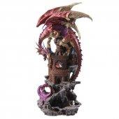 Smoczy Zamek - duża figurka 47cm