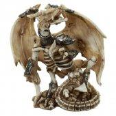 Szkielet Smoka z czaszkami - wzór 2