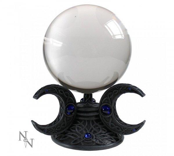 Trzy Księżyce - podstawka do kryształowej kuli, podstawa do szklanej kuli
