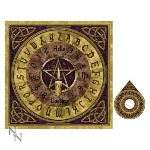 """""""Pentagram"""" - tablica ouija do rozmowy z duchami"""