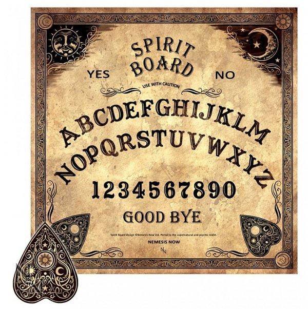 Spirit Board - tablica ouija do rozmowy z duchami | LunaMarket.pl